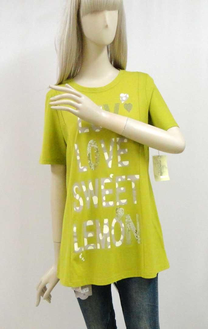 043Tシャツグリーンb