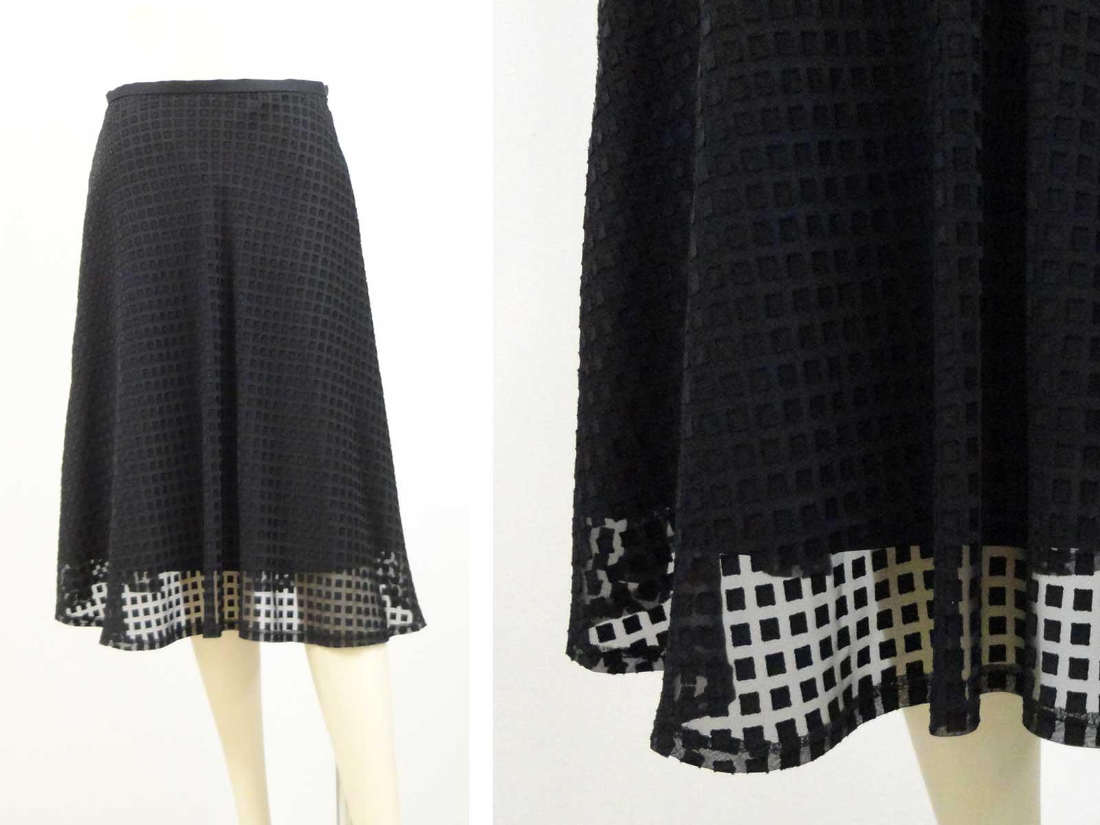 801スカート黒b2