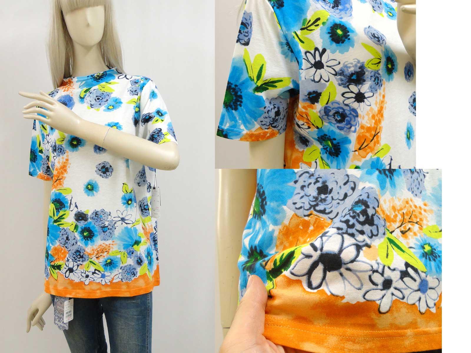 039Tシャツブルーb2