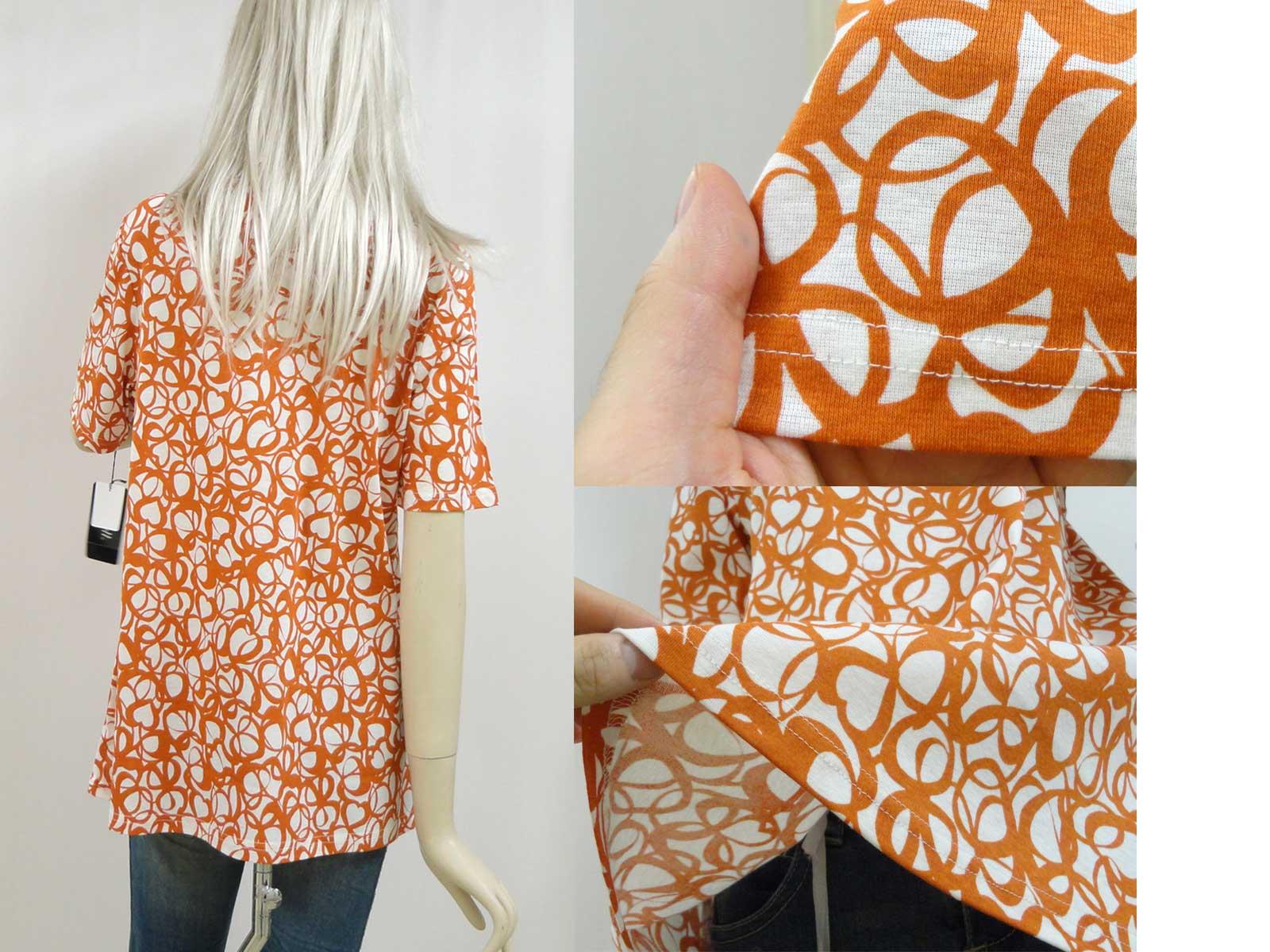 143Tシャツオレンジb2