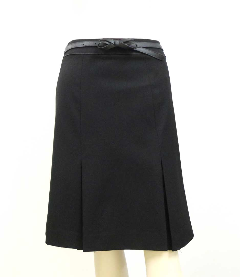 030スカート黒b
