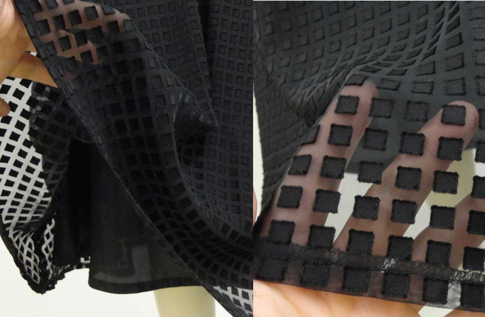 801スカート黒b3